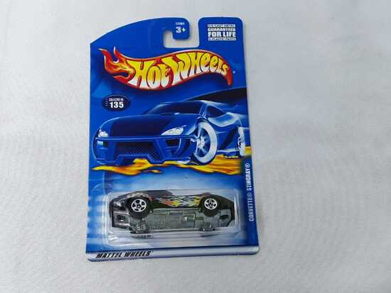 HOT WHEELS 2001 CORVETTE STINGRAY