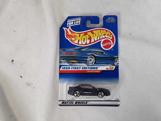 HOT WHEELS 1999 1ST EDITION '99 MUSTANG