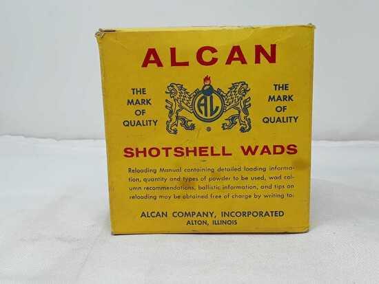 1 BOX OF 410 GA SHOTSHELL WADS