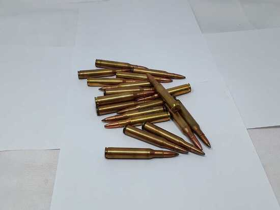 20 ROUNDS OF 270 CAL AMMO