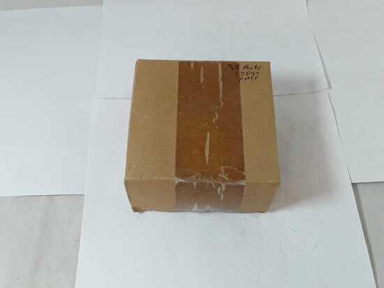 1 BOX OF 38 AUTO BULLETS
