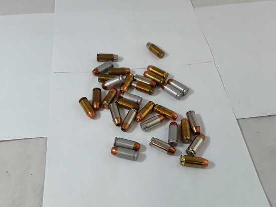 30 ROUNDS OF 40 S&W AMMO