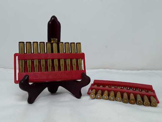 20 ROUNDS OF 30-06 AMMO