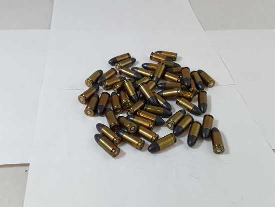 46 ROUNDS OF 9MM AMMO