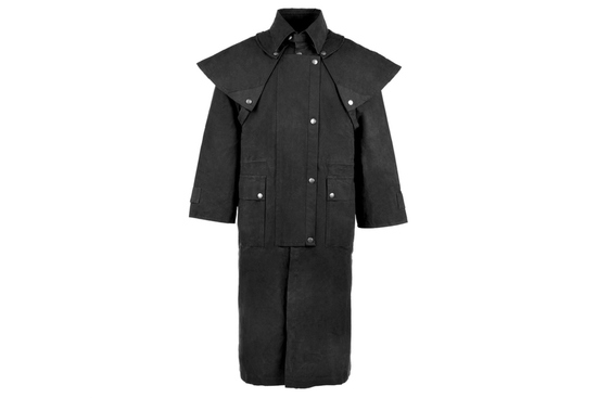 OWO 100BL7 TASMAN COAT BLACK XL