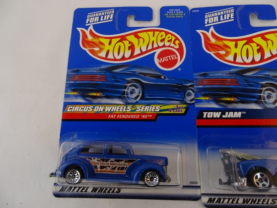 3 HOT WHEELS COLLECTOR #S: 027 / 211 / 057