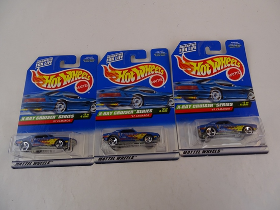 3 HOT WHEEL COLLECTOR #: 947