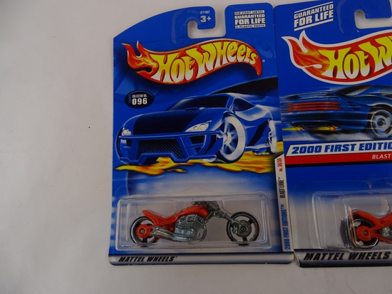 3 HOT WHEELS COLLECTOR ITEM #: 096