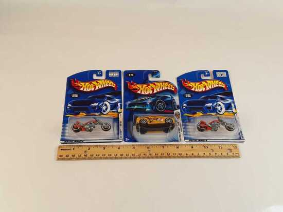 3 HOT WHEELS 1ST EDITIONS #073 / 096/ 096