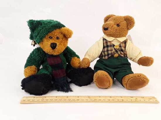 Boyds Bear Collection & Unmarked Bear