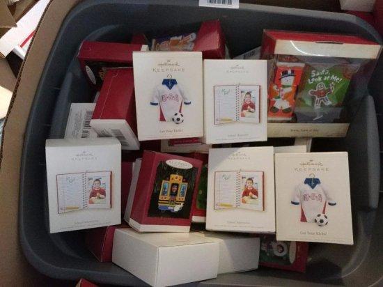50+ Children Christmas Ornaments