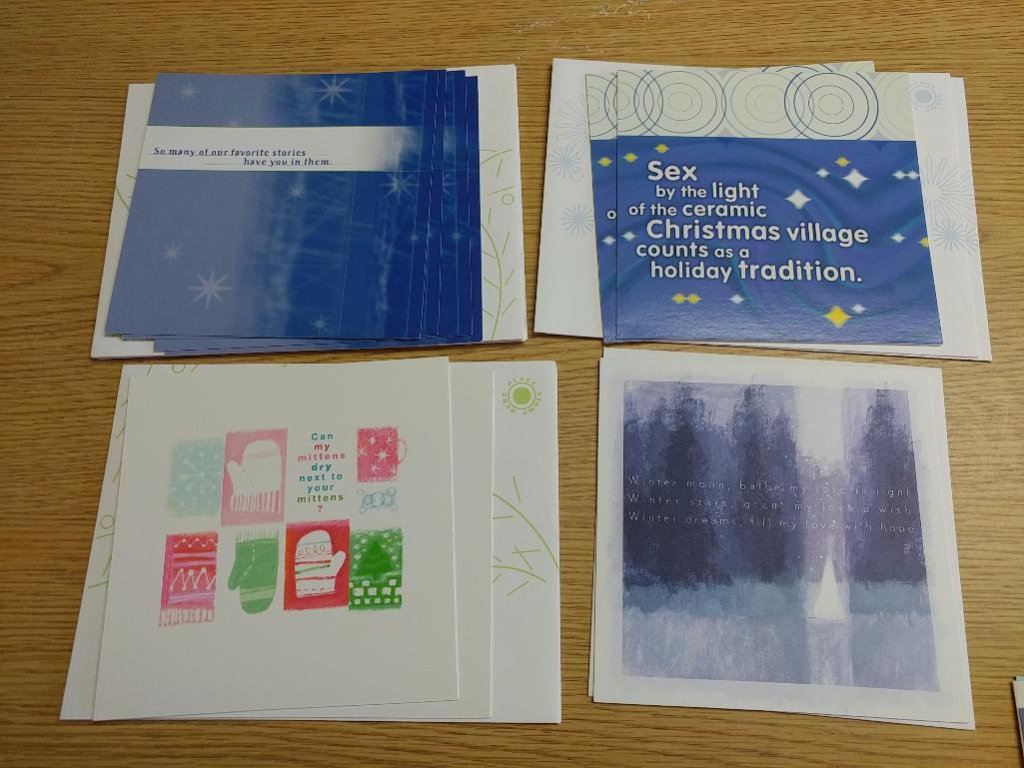 200+ Christmas Cards for Family & Significant Other