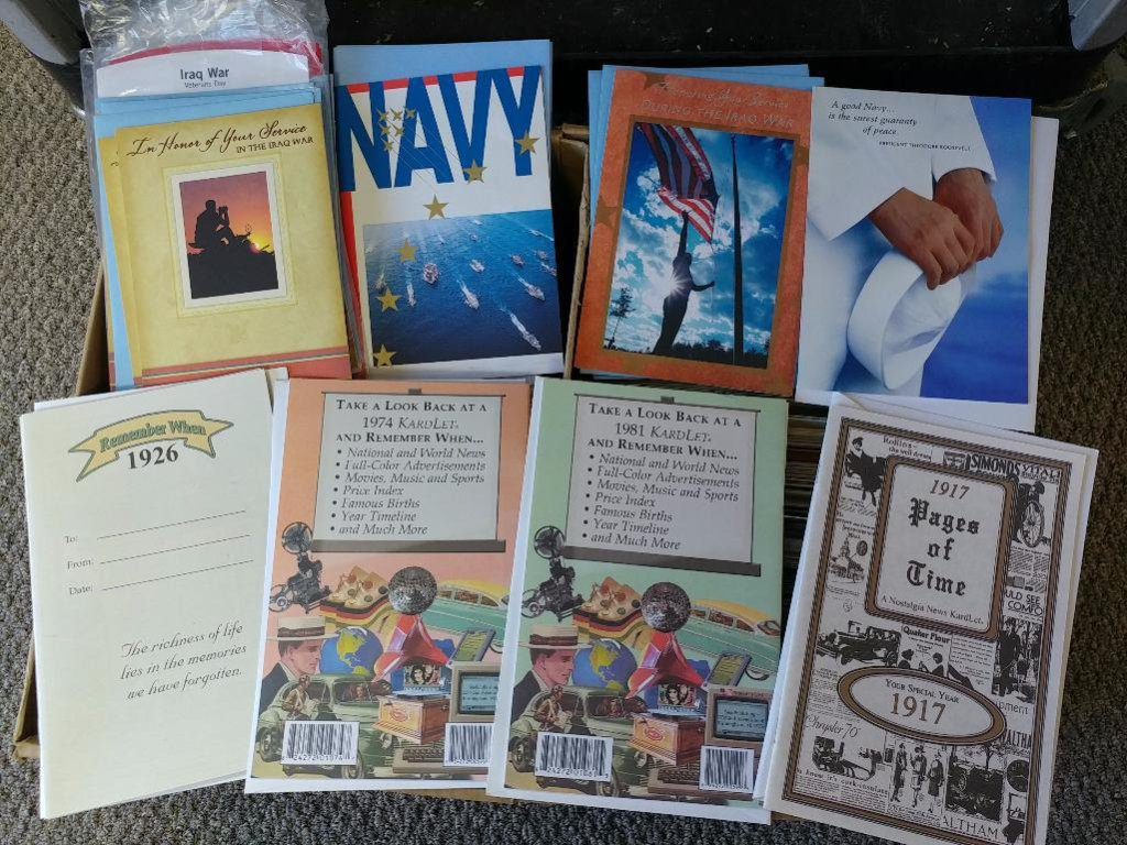 400+ Veterans Day Cards & Special Birthday Cards