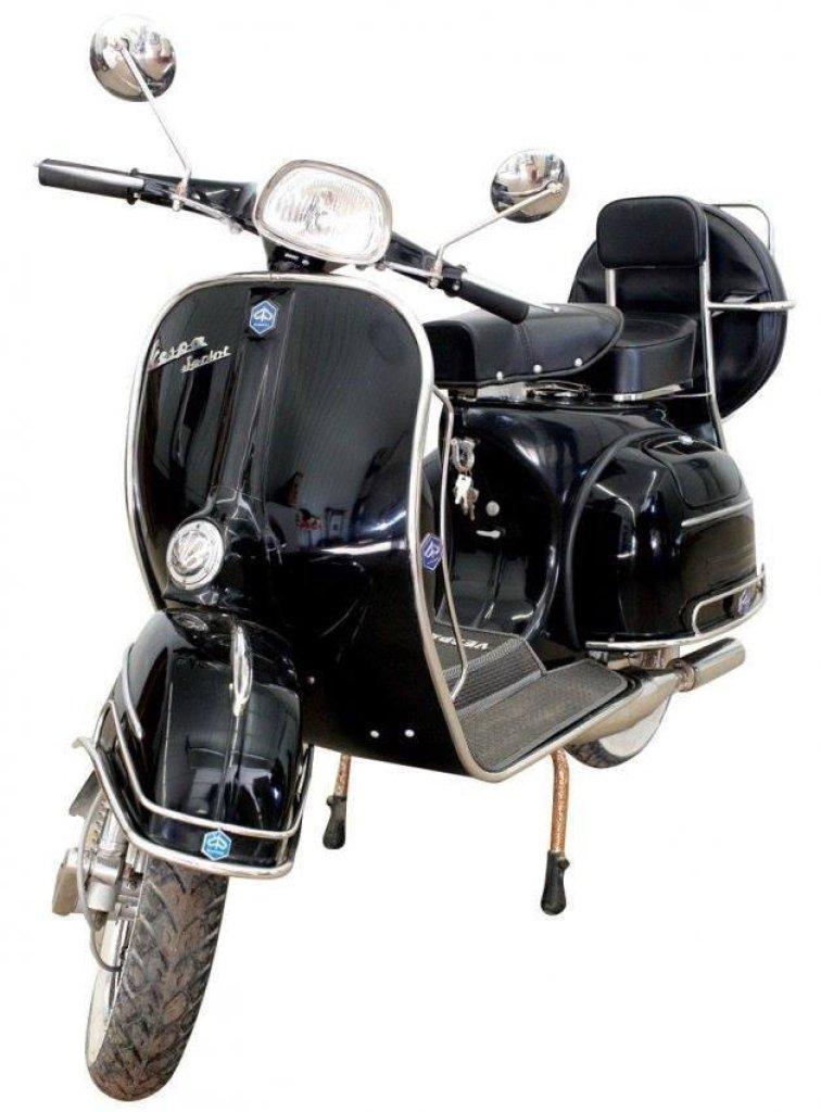 1969 Vespa Piaggio, 150 Sprint, Veglia Borletti, Fully Restored, 39 MIles Since Restoration
