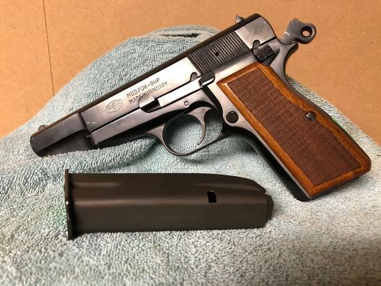 KBI Model: PJK-9HP .9mmSN: 12637, Browning Hi Power Clone