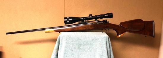 Mauser Model 98 7.92mm SN: 4312 w/ Redfield 6-18X44 Scope - Mauser AG Borsigwalde