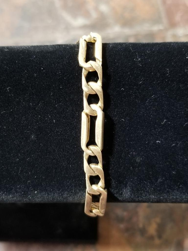 14k Gold Tennis Bracelet - 23.8 Grams