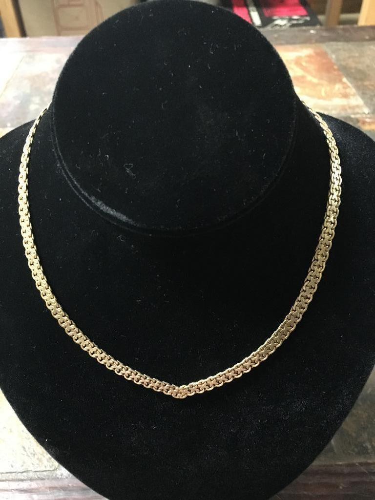 14k Gold Necklace - 25.4 Grams