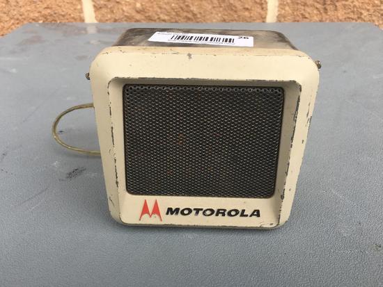Motorola Square Radio Speaker