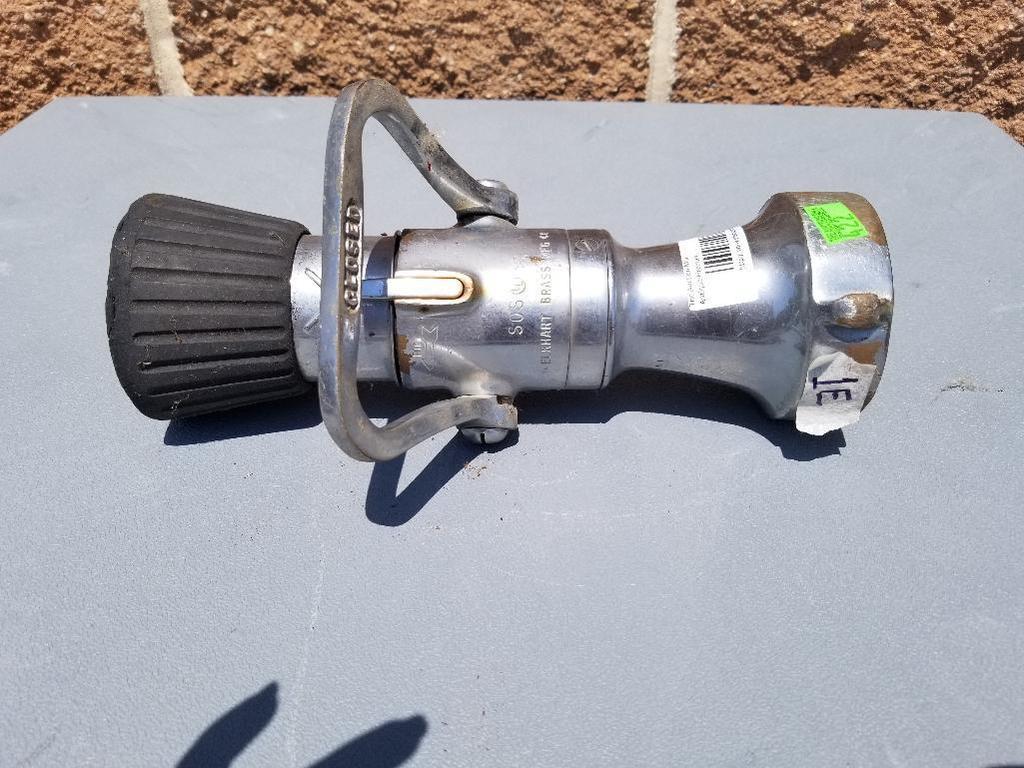Aluminum Adjustable Nozzle