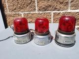 Deputy Rotator Beacon, Color: Red