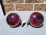 Red Bumper Truck Lites
