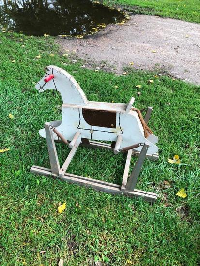Old Spring Drive Hobby Horse