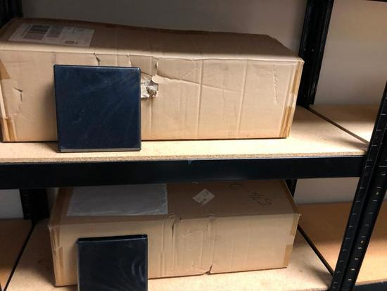 2 Boxes of CD Holders
