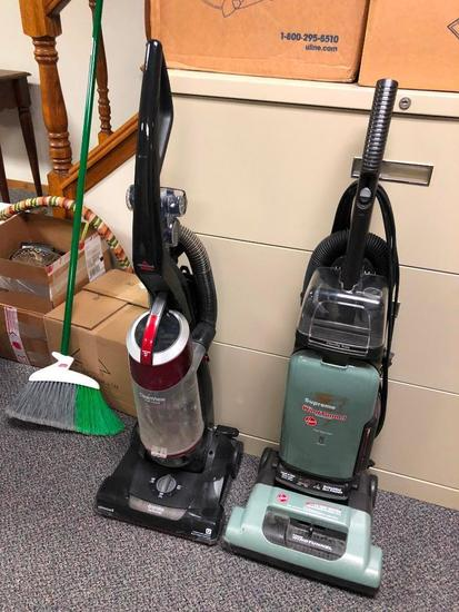 2 Vacuums