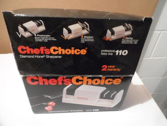 Chef Choice Diamond Hone Sharpener, Professional Model
