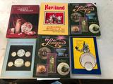Haviland China Collector and ID Books