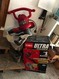 Toro Ultra Electric Blower Vac, 235mph, 3 Machines in One w/ Bag and Box