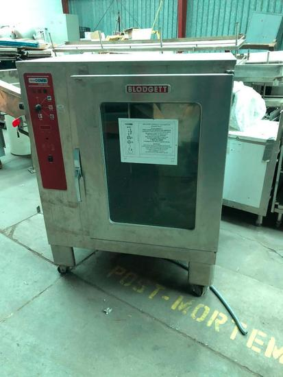 Blodget Combi Model: COS-101S Convection Oven, Never Used