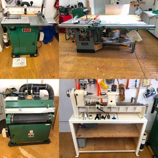 High Quality Professional Woodworking Equipment