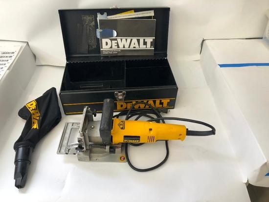 DEWALT, Plate Joiner (Bisket Cutter), Model DW682.