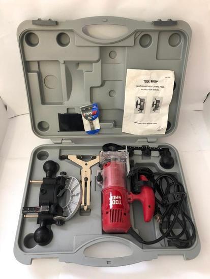 TOOL SHOP, Multi-Purpose cutting tool kit
