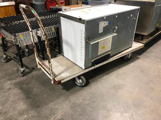 HD Dock Cart / Utility Flatbed Cart, 78in x 24in