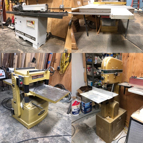 Commercial Woodworking Equipment & Supply
