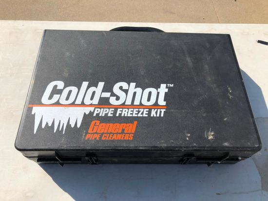 General Pipe Cleaners, Cold-Shot Pipe Freeze Kit