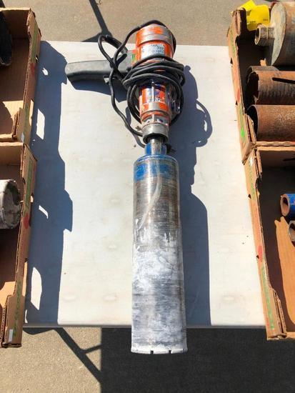 WEKA Core Drill