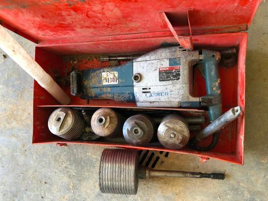 Bosch 2in Rotary Hammer w/ Bits