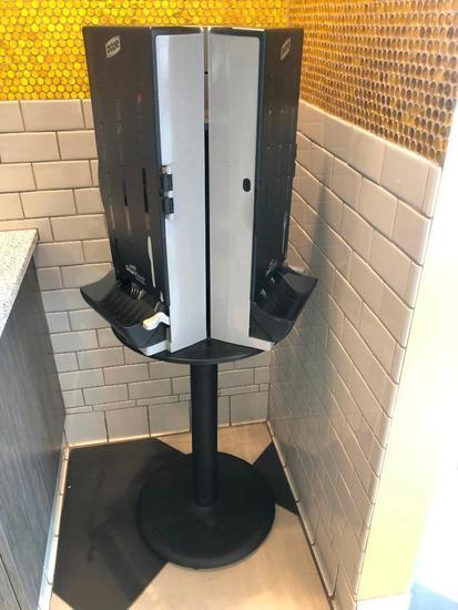 Dixie SmartStock Cutlery Dispenser