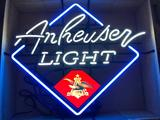 Anheuser Light Neon Sign
