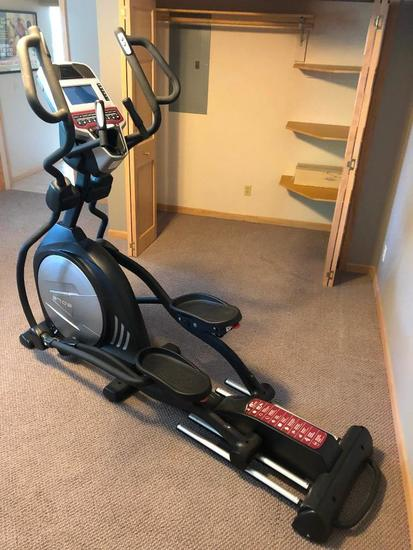 Sole E35 Elliptical Machine - Retail Price: $1,3999.99