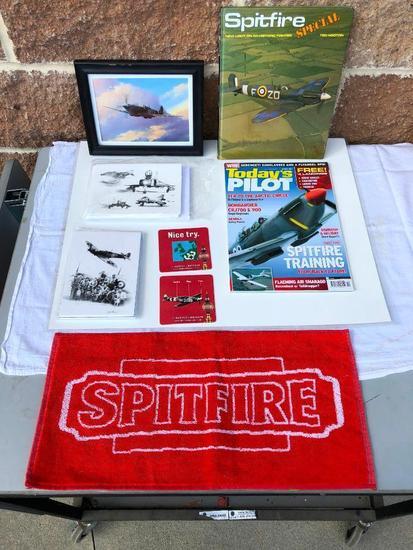 Spitfire Memorabilia