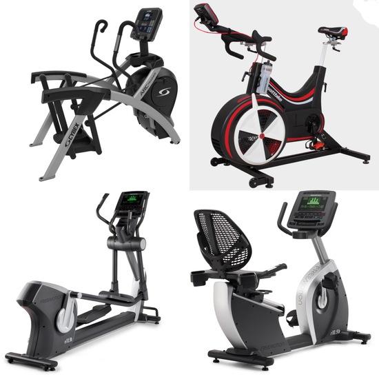 New Cybex, Freemotion & Wattbike Fitness Equip.