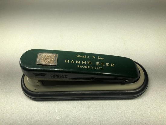 Hamm's Beer Stapler