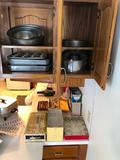 2 Snack Sets and Baking Supplies
