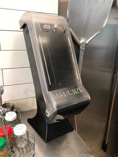 Tork Xpressnap Napkin Dispenser