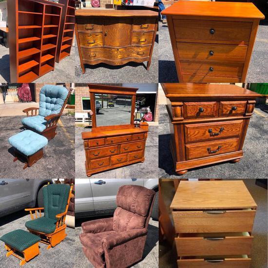 Modern Furniture, Tools & Warehouse Liquidation